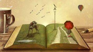 kniha a intuícia